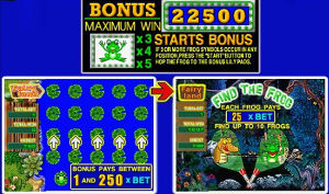 Fairy Land 3 (Лягушки) - бесплатный игровой автомат