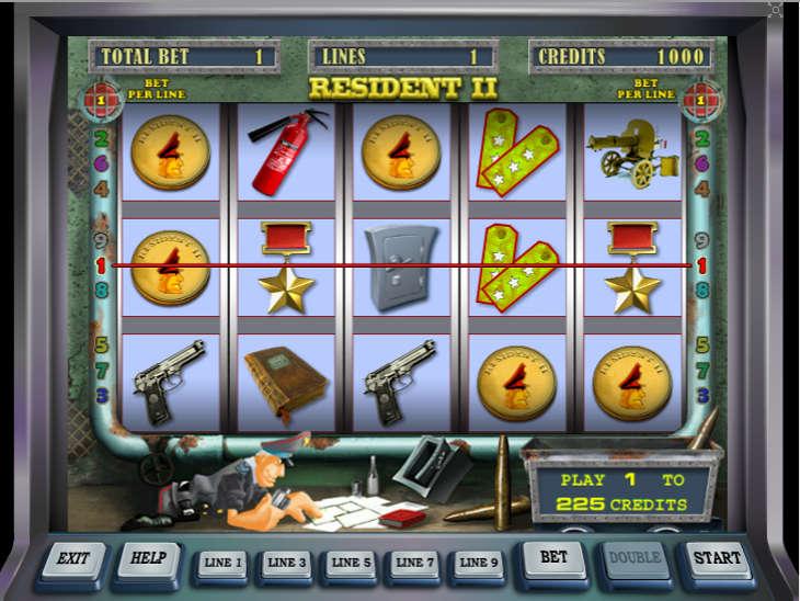 Игровые автоматы resident эмулятор скачать игровые автоматы играть онлайн бесплатно и