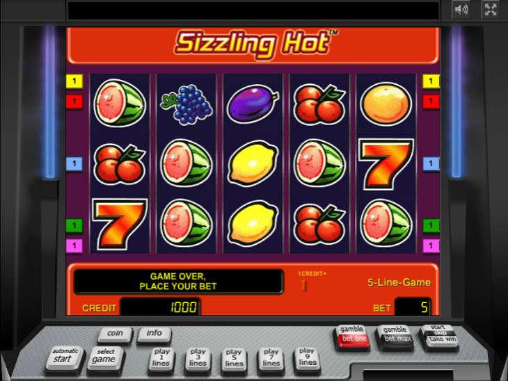 Виртуальные игровые автоматы sizzling hot где можно оставить информацию о подпольных казино